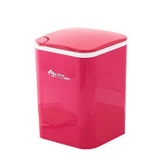 Creative Creative Desktop Press Garbage Bin Candy Colour Storage Barrels On The Table To Accept Small Barrels