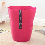 Fashion Creative Gourd - Shaped Large Trash Cans Living Room Kitchen Garbage - Free Containers