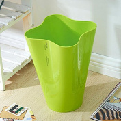 Thicker Trash Cans Fashion Creative Home Storage Barrels Kitchen Toilet Without Cover Trash