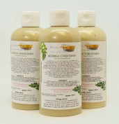 1bottle Moringa Hair Conditioner 250ml, for oily hair and dry ends