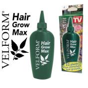 Velform Hair Grow Max – Promotes Hair Re-growth Lotion., 1 Flacon de 200 ML