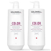 Goldwell Dualsenses Colour Brilliance Shampoo 1000ml and Conditioner 1000ml