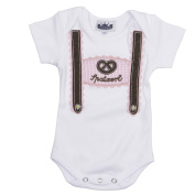 Eisenherz Baby Girls' Short Sleeve Bodysuit