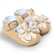 Tonsee Baby Bowknot Princess Soft Sole Shoes Toddler Sneakers Casual Shoes