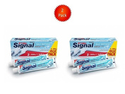 Signal Family Whitening Original Toothpaste Double Pack - Pack of 2
