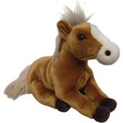 Palomino Horse Soft Toy 30cm