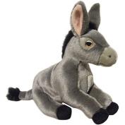 Grey Donkey Soft Toy 30cm