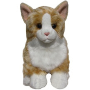 Ginger Cat Soft Toy 30cm