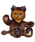 BUILD A BEAR DISNEY BEAUTY AND THE BEAST BEAST BEAR