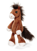 "NICI 40571 25 cm ""Soulmates Horse Flower Dangling"" Plush Toy"