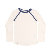 Albababy/Albakid Ghita Blouse - Angel Wing Waves