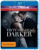Fifty Shades Darker  [Region 4]