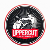 UPPERCUT DELUXE POMADE MAX TIN HAIR STYLING PRODUCT 300G CODE