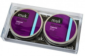Filthy Muk Twin Pack - Green Apple - 2 x 95g Pack by MUK