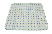 Asmi 2 - Wedge Baby Changing Mat 50x70 cm Stars