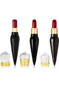 Christian Louboutin Holiday Lip Coffret ~ Silky Satin Velvet Matte and sheer Voile