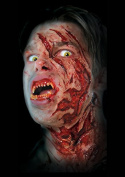 Adult Halloween Werewolf Victim Mask Bundle (Do It Yourself) - Hollywood Style Effects
