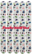FunkyNailFiles Butterflies Emery Board