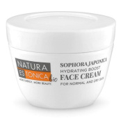Natura Estonica Bio Face Cream Normal & Dry Skin Sophora Japonica Hydrating Boost 50ml