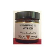 Rejuvenating Gel with Rose 60ml by Aromphora aromatics - ideal for fine lines and wrinkles