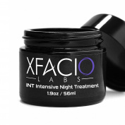 Xfacio Labs Intensive Lift Night Cream-100% Advanced Anti Ageing Intensive Night Treatment-Xfacio Labs Natural & Organic Formula With CoQ10. Peptides, Hyaluronic Acid, Jojoba Oil & More