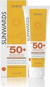 SYNCHROLINE SUNWARDS FACE CREAM TEINTEE SPF50 50ml