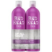TIGI Bed Head Fully Loaded Massive Volume Tween Set Shampoo 750ml and Conditioning Jelly 750ml