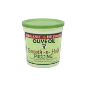 Organic Root Stimulator Girls Olive Oil Smooth-N-Hold Hair Pudding 380ml or 368 gm