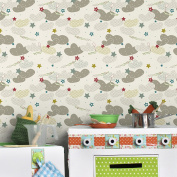 APALIS Crocodile Children's Non-Woven Wallpaper with Photographic Wide Fleece Photo Wallpaper Wall Mural Wall 672635 98219 - Multi-Coloured - 1374995