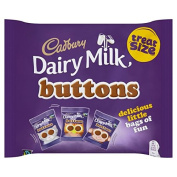 Cadbury Treat Size Buttons 187g