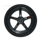 Hartan Topline x Rear Wheel 64/70 Cross 27 cm 10 Black
