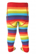 TUPTUSIE Baby Girls Boys Cotton Tights Rainbow Stripe
