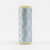 WonderFil Invisafil Specialty Thread, 2-Ply Cottonized Soft Polyester, 100wt - Shadow Blue, 400m