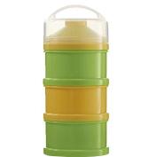 Baby Food Bottle - Storage Container - Non-Spill Baby Milk Powder Dispenser