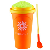 ChillFactor Squeeze Cup Slushy Maker Tutti Fruity