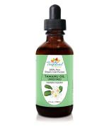 Tamanu (Foraha) 120ml, Premium Quality - 100% Pure, Organic Natural Calophyllum inophyllum - For Hair Dandruff, Jock Itch, Athlete's Foot,Eczema, Psoriasis