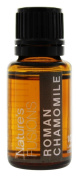 Nature's Fusions - 100% Pure Essential Oil Roman Chamomile - 15 ml.