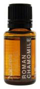 Nature's Fusions - 100% Pure Essential Oil Roman Chamomile - 15 ml.