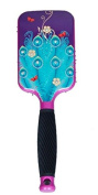 Ti-Style Professional Wide Paddle Brush with crystals