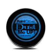 PaintGlow UV Blacklight Reactive Eye Dust