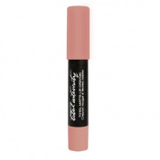 Total Intensity Total Matte Lip Crayon, No Matter What, 0ml