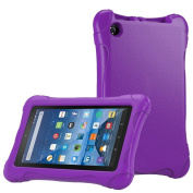 For Kindle Fire HD 7, AMA(TM) Child Kids Shock Proof Case Cover for Amazon Kindle Fire HD 7 2015