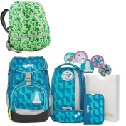 ergobag Backpack blue blue turquoise
