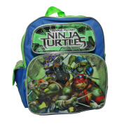 Small Backpack - Teenage Mutant Ninja Turtles - Movie Green City New 640613
