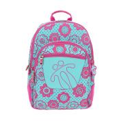 TOTTO Mochila CrayolaBackpack multicolour