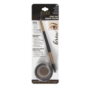 Milani Stay Put Brow Colour, Dark Brown, 5ml