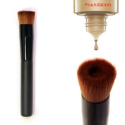 Tenworld Pro Flat Perfecting Face Brush Premium Foundation Makeup Brush