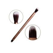Sankuwen 1 Pcs Powder Foundation Eye Shadow Doubled End Brush