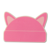 StockPins Pink Cat Ear Hat Pin