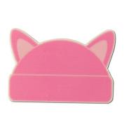 StockPins Pink Cat Ear Hat Pin